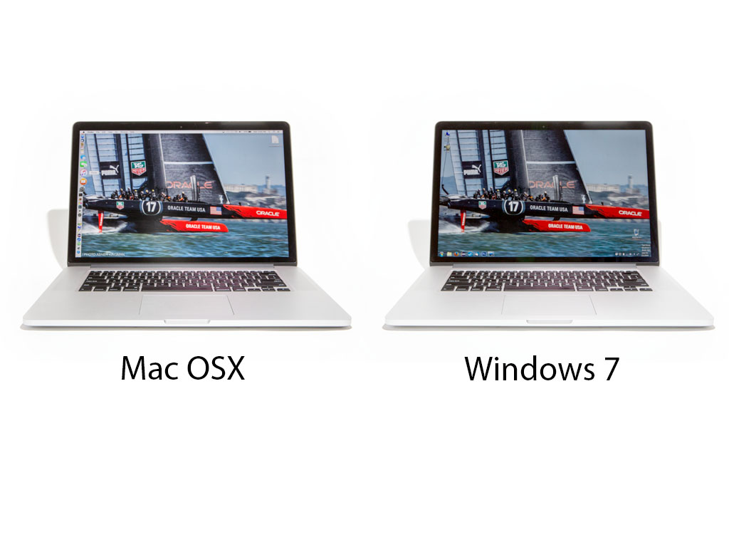 One computer two operating systems. Yes Virgina it can be done.